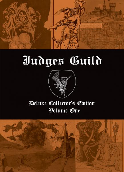 Judges Guild Deluxe Oversized Collector's Edition (HC) (Oversize 13''x18'', Adv.)