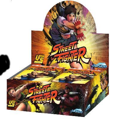 UFS CCG: Street Fighter CCG Booster Pack (1)