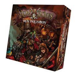Rum & Bones: Iron Inquisition Expansion