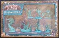 Rum & Bones: Sea Monsters