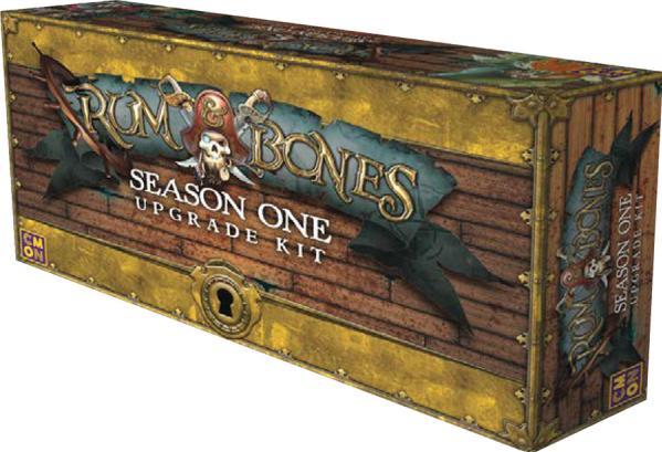 Rum & Bones: Season One Upgrade Kit