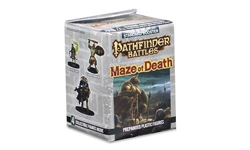 Pathfinder Battles: Maze of Death Booster Pack (1)