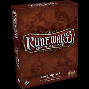 RuneWars Miniatures Game Essentials Pack