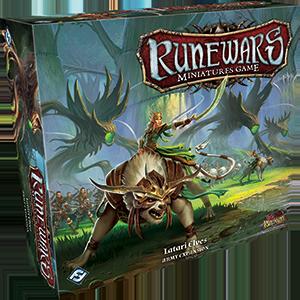 RuneWars: Latari Elves Army Expansion