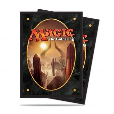 Magic The Gathering CCG: Amonkhet Card Back Deck Protectors (80 Sleeves)