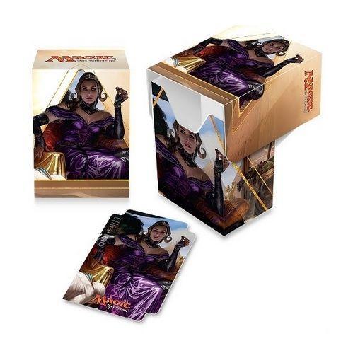 Magic The Gathering CCG: Amonkhet v2 Deck Box Liliana