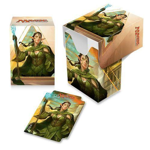 Magic The Gathering CCG: Amonkhet v3 Deck Box Nissa