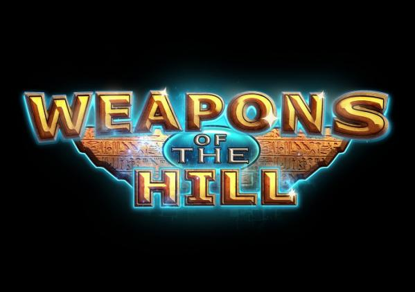 Weapons of the Hill (Queen of the Hill/Little Monsters Expansion)