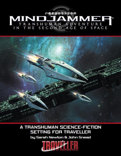 Mindjammer RPG: Traveller Edition