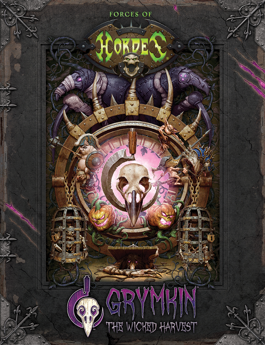 Forces of HORDES: Grymkin - The Wicked Harvest (HC)