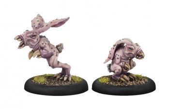Hordes: (Grymkin) Crabbit - Grymkin Lesser Warbeast (metal)