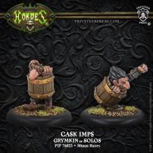 Hordes: (Grymkin) Cask Imp - Gymkin Solo (resin)