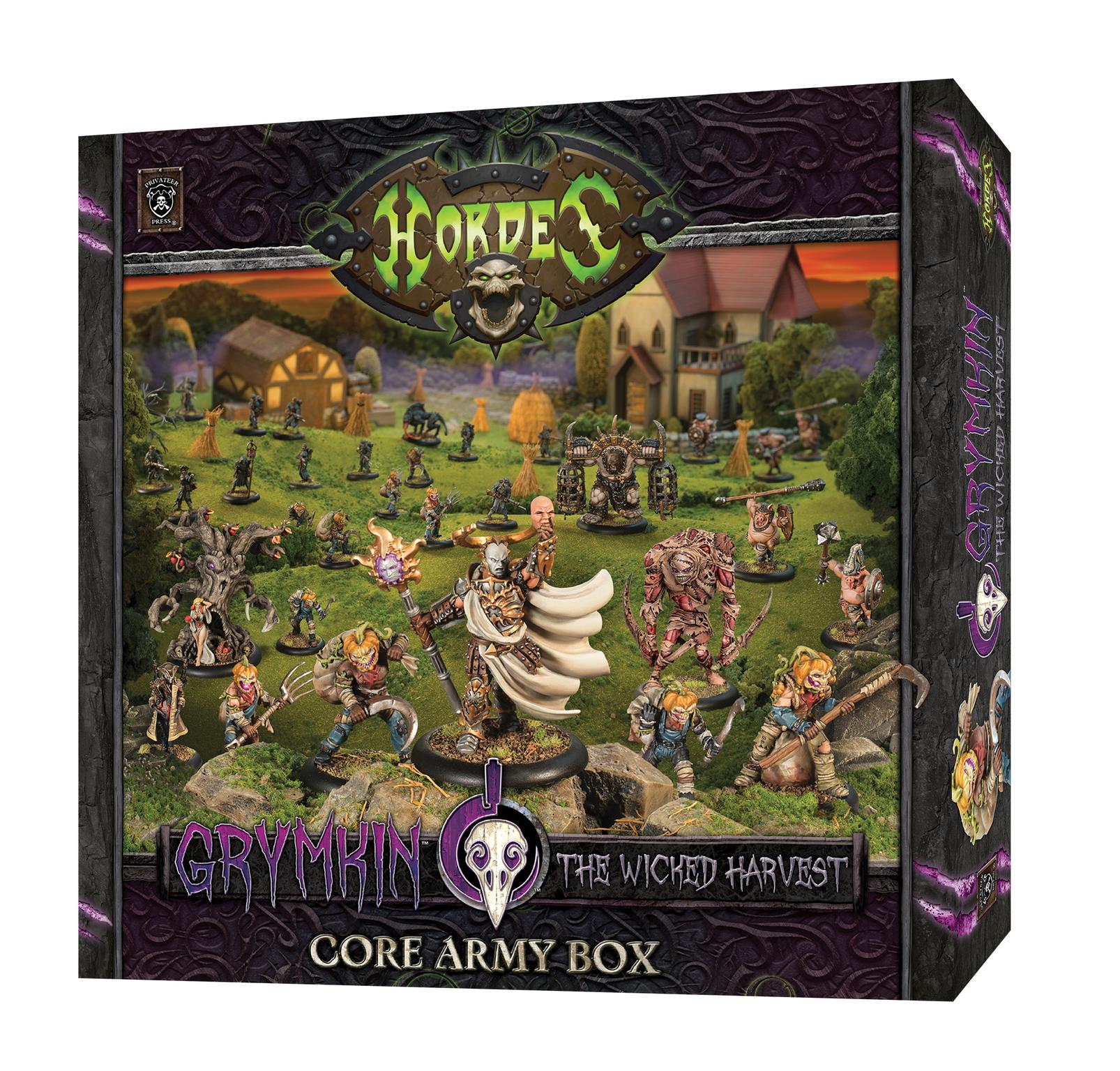 Hordes: (Grymkin) Grymkin Army Box