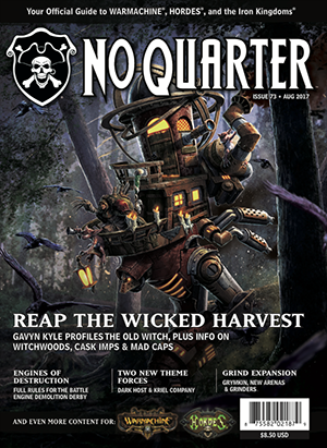 No Quarter Magazine: Issue #73