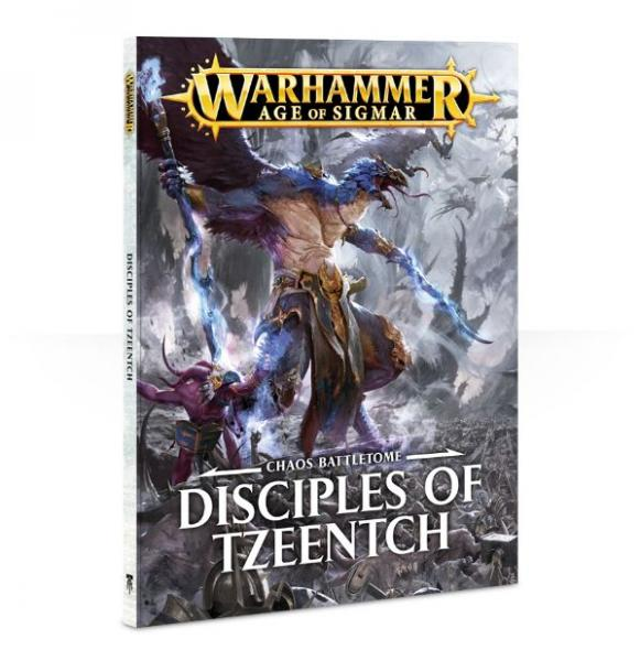 Age of Sigmar: Battletome: Disciples of Tzeentch (SC)