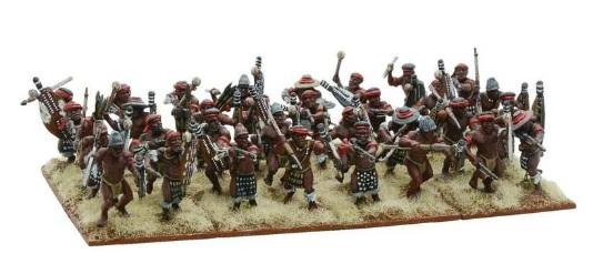 Black Powder (Anglo Zulu War): Natal Native Contingent Regiment
