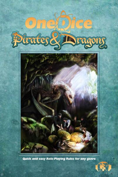 OneDice RPG: Pirates & Dragons