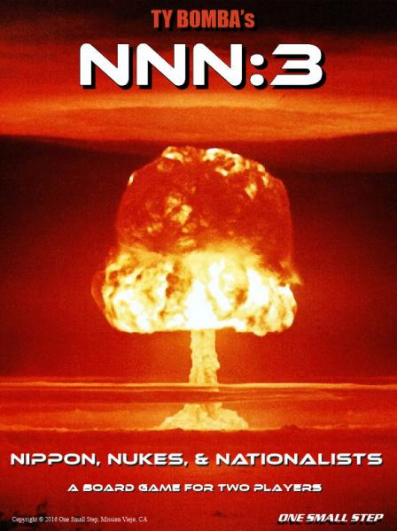 NNN3: Nippon, Nukes, & Nationalists