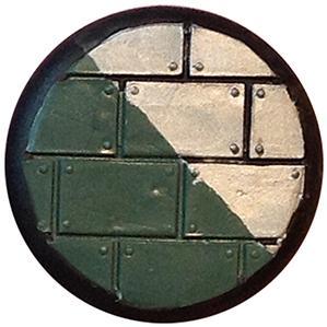 Textured Stamps: STEEL REGULAR PLATE (3x3)