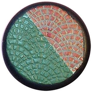Textured Stamps: FISHSCALE BRICK (3x3)
