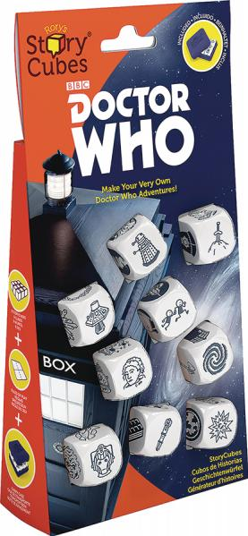 Rory's Story Cubes: Doctor Who Dice Set