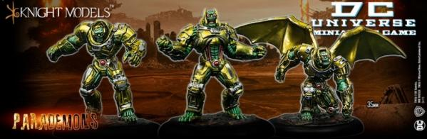 Knight Models DC Universe: PARADEMON INVASION FORCE