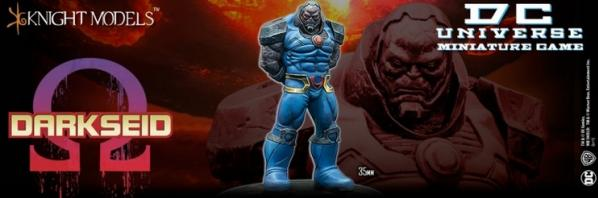 Knight Models DC Universe: DARKSEID