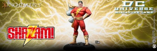 Knight Models DC Universe: SHAZAM