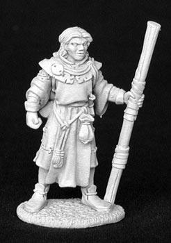 Dark Heaven Legends: Bertrand, Traveling Monk