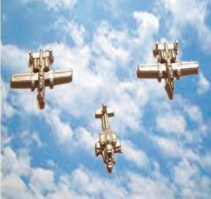 Thunderbolt-Apache Leader: Miniatures (10)