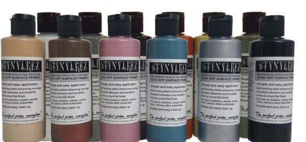 Stynylrez Primers: 12 Tone Pack (4oz./120ml)