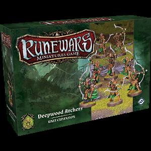 RuneWars: Deepwood Archers Unit Expansion