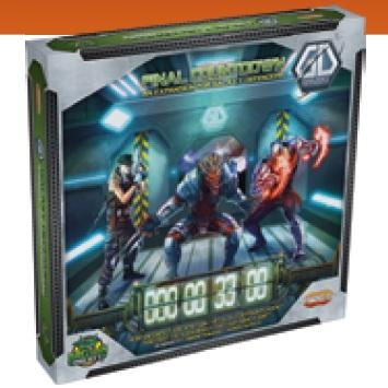 Galaxy Defenders: Final Countdown (Expansion)