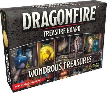 Dragonfire Treasure Hoard: Wondrous Treasures
