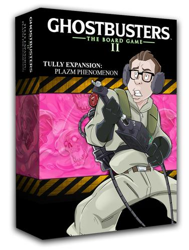 Ghostbusters 2: Louis Tully Plazm Phenomenon Expansion Pack