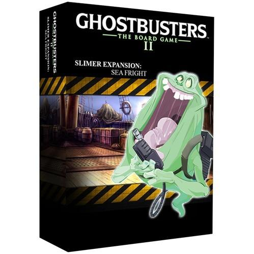Ghostbusters 2: Slimer Sea Fright Expansion Pack