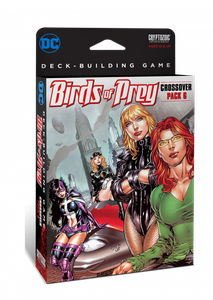 DC Comics DBG: Crossover Pack #6 - Birds of Prey