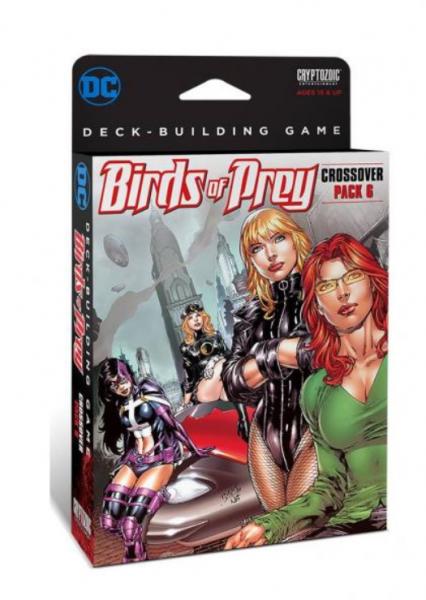 DC Comics DBG: Crossover Expansion #6 - Birds of Prey
