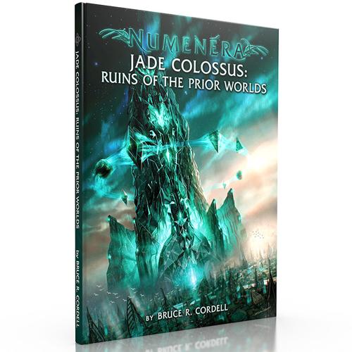 Numenera RPG: Jade Colossus
