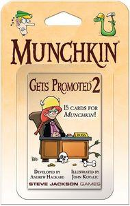 Munchkin Gets Promoted 2 (Booster Pack)
