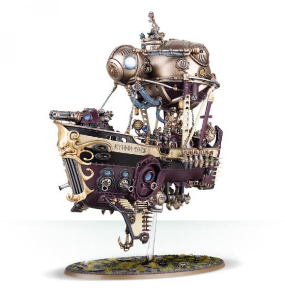 Age of Sigmar: KHARADRON OVERLORDS ARKANAUT IRONCLAD
