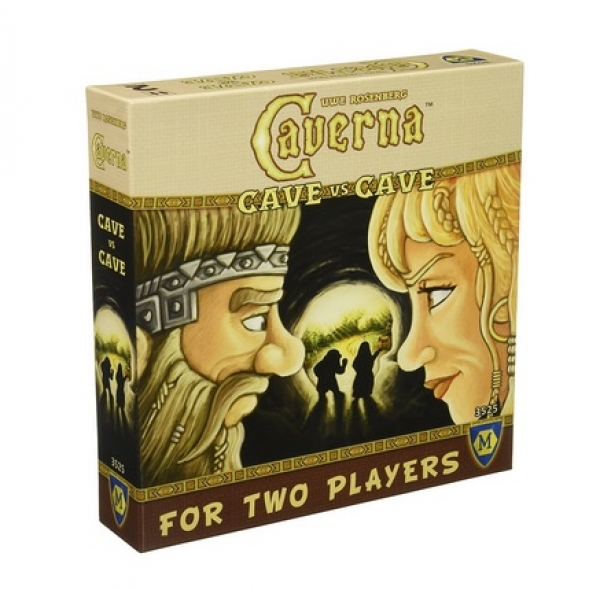Caverna: Cave vs Cave (2 Player)