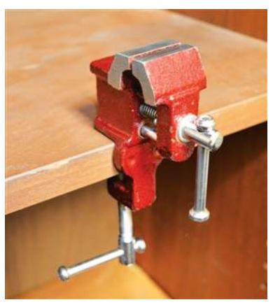 ArmsKeeper Tools: Mini Bench Vise