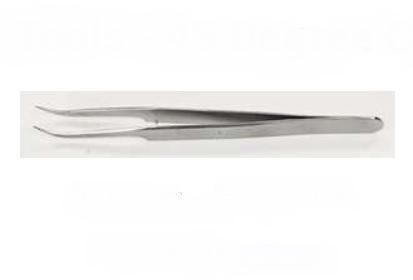 ArmsKeeper Tools: 45 Degree Curve Fine Point Tweezer