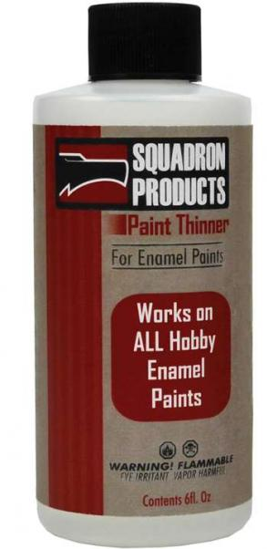 ArmsKeeper Tools: Paint Thinner For Enamel Paints (6oz)