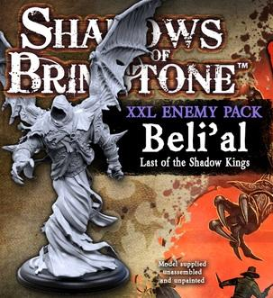 Shadows Of Brimstone: Beli'al XXL-Sized Deluxe Enemy Pack