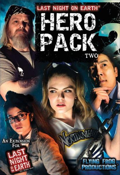 Last Night On Earth: Hero Pack 2