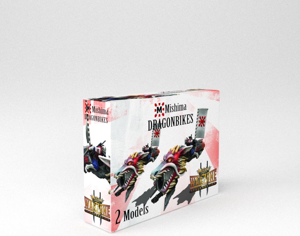 Warzone 2.0: Dragonbikes