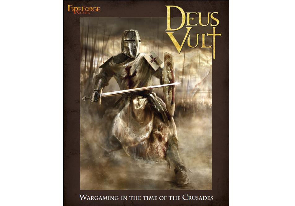 28mm Deus Vult: (Accessories) Rulebook