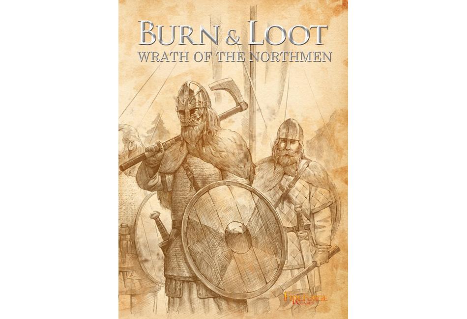 Deus Vult: Burn & Loot Supplement - Wrath of the Northmen